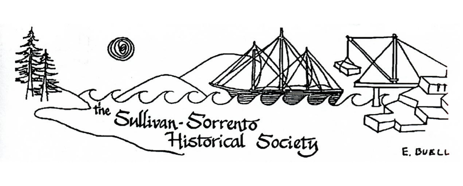 The Sullivan - Sorrento Historical Society of Maine