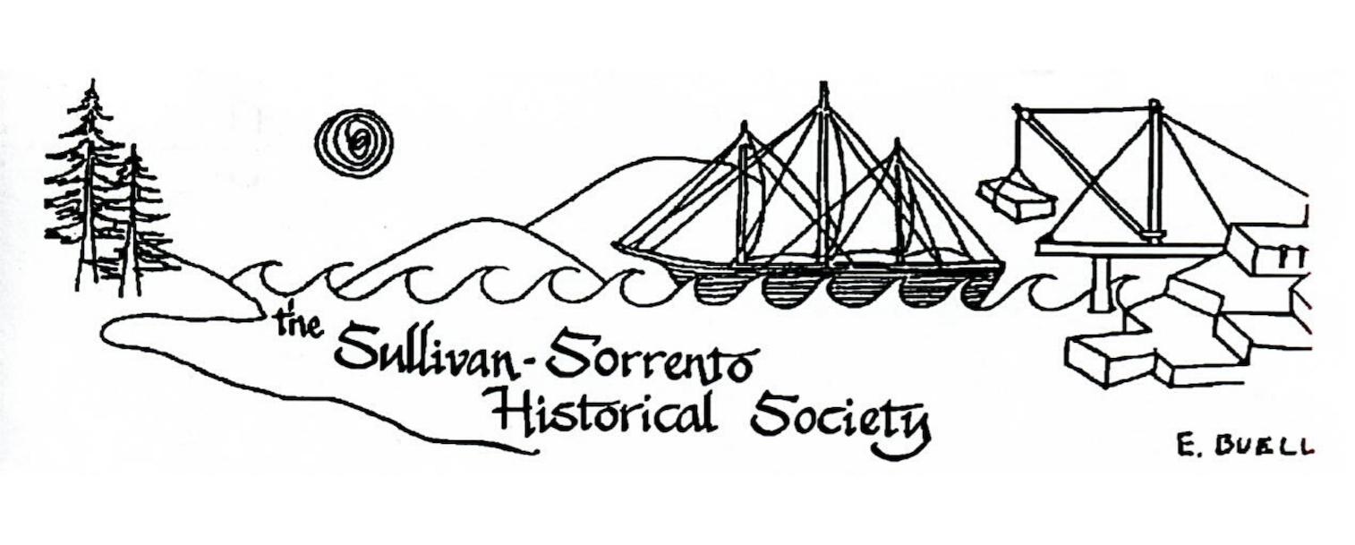 The Sullivan - Sorrento Historical Society of Maine