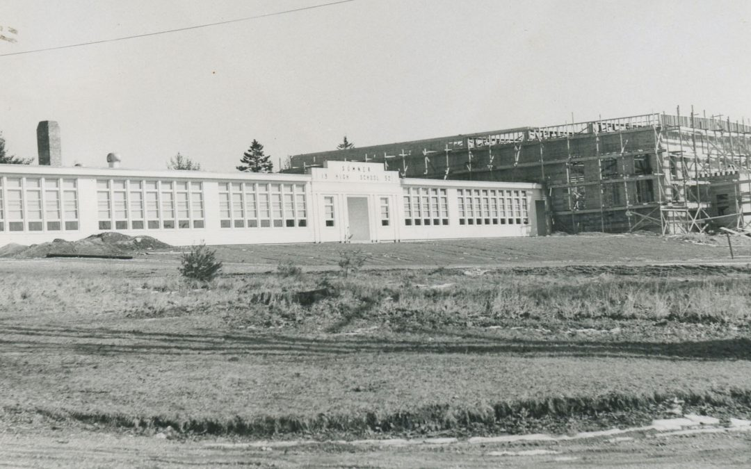 It Took a Village: A Short History of the Clint Ritchie Gymnasium